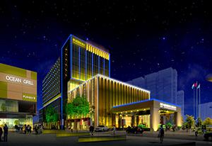 杰奥思为我们酒店做的亮化工程外形美观,质量可靠