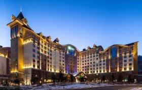 度假酒店亮化工程