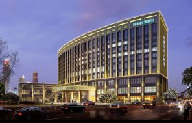 商务酒店亮化工程