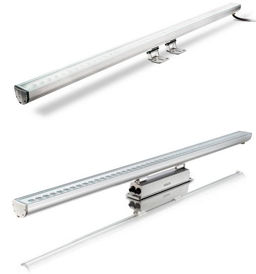 飞利浦LED洗墙灯具 户外加强型照明灯具BCP703/712Strip II + LED