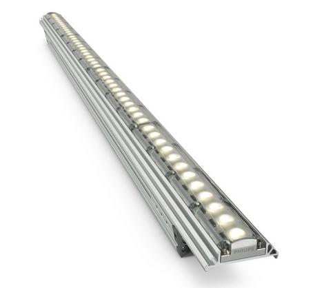 飞利浦LED洗墙灯照明 线形户外楼体灯 BCS419 eW Graze Powercore