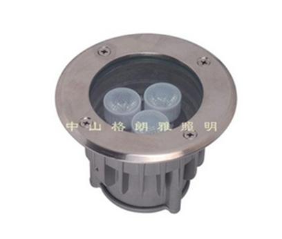 LED大功率地埋水池灯