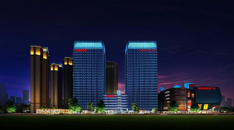 华城世纪广场设计方案